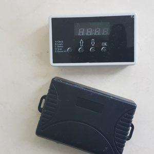 radio receiver delete capable